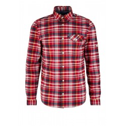 Slim: Check cotton shirt by s.Oliver Red Label