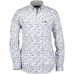 Stretch shirt with a brand logo by State of Art