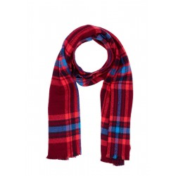 Scarf with a check pattern by s.Oliver Red Label