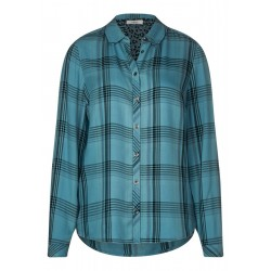 Check shirt blouse by Cecil