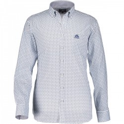 Stretch shirt with print by State of Art