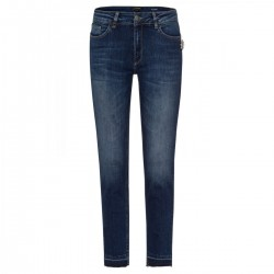 Jeans mit Brosche by More & More