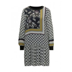 Dress with an all-over print by Marc O'Polo