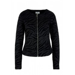 Sweat jacket by Q/S designed by