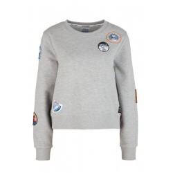 Sweatshirt mit Peanuts-Motiv by s.Oliver Red Label