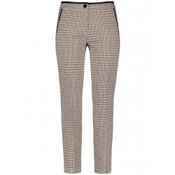 Check trousers by Gerry Weber Collection