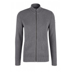cardigan with a stand-up collar by s.Oliver Red Label