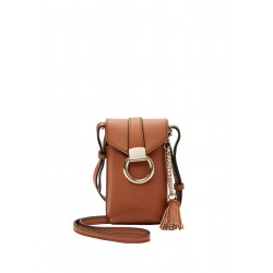 Crossbody bag with a metal ring by s.Oliver Red Label