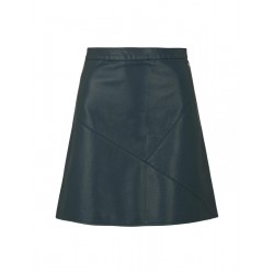 Mini-skirt in leather look by Tom Tailor Denim