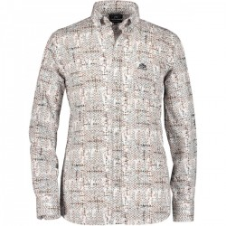 Patterned shirt by State of Art