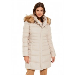 Quilted coat by Comma