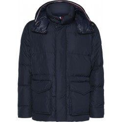 Hooded bomber jacket by Tommy Hilfiger