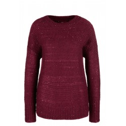 Strickpulli mit Glitzer-Pailletten by s.Oliver Red Label