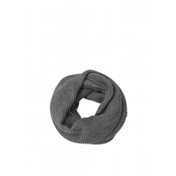 Lightweight snood made of a textured knit by s.Oliver Red Label