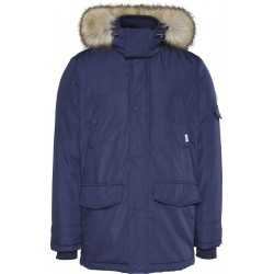 Trimmed Hood technical parka by Tommy Jeans
