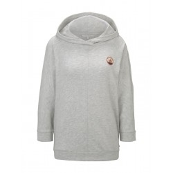 T-shirt with hoody by Tom Tailor Denim