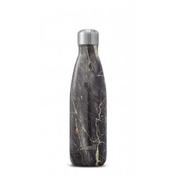Drink bottle BAHAMAS GOLD MARBLE (500ml) by Swell