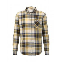 Checked shirt by Tom Tailor