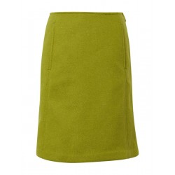 Skirt with wool optic by Tom Tailor