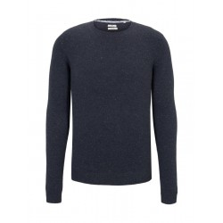 Patterned knitted jumper by Tom Tailor
