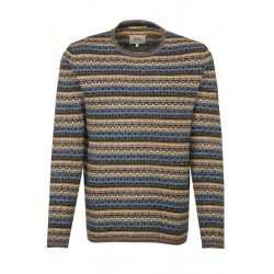 Pullover Jacquard by Camel