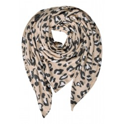 Tuch mit Animal Print by Street One