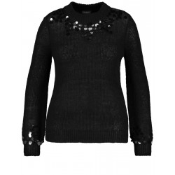 Jumper with sequins by Samoon