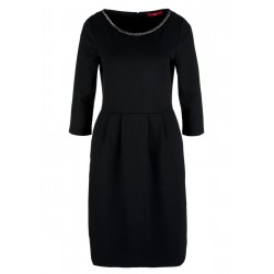 Jersey dress with a decorative detail by s.Oliver Red Label