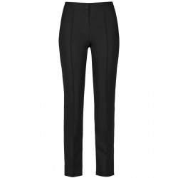 Trousers with side piping by Gerry Weber Collection