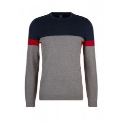 Pullover mit Colourblocks by s.Oliver Red Label