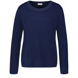 Pullover mit Lurexkante by Gerry Weber Collection