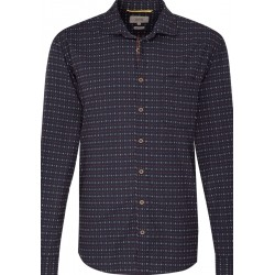 Patterned shirt by Camel