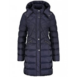 Quilted coat with a hood by Gerry Weber Edition