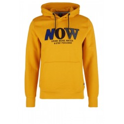 Hoodie mit Wording-Applikation by s.Oliver Red Label