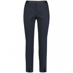 Trousers with a minimalist pattern by Gerry Weber Collection