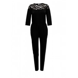 Jumpsuit with lace by s.Oliver Red Label