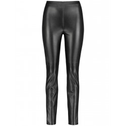 Faux leather trousers by Gerry Weber Collection