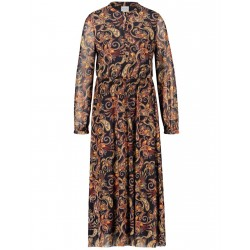 Maxi dress with a paisley print by Taifun