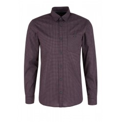 Regular: Gingham check top by s.Oliver Red Label