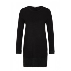 Feinstrickpullover im Long-Style by s.Oliver Black Label