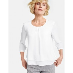 Blouse manches 3/4 by Gerry Weber Collection