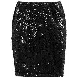 Skirt with sequins by Taifun