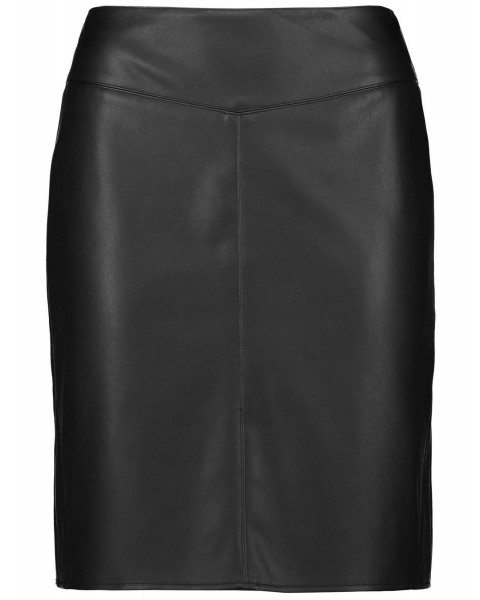 Faux leather skirt by Taifun