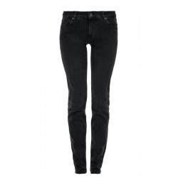 Shape Slim: Jeans with rhinestones by s.Oliver Red Label