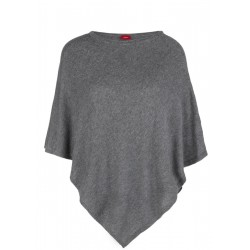 Poncho with rhinestones by s.Oliver Red Label