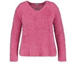 Flauschiger Pullover by Samoon
