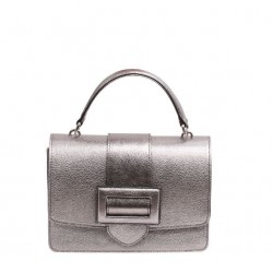 Leather hand bag by abro