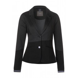 Patched heavy jersey Blazer by Street One