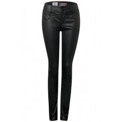 Coated pants York by Street One