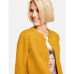 Slightly flared short blazer by Gerry Weber Collection
